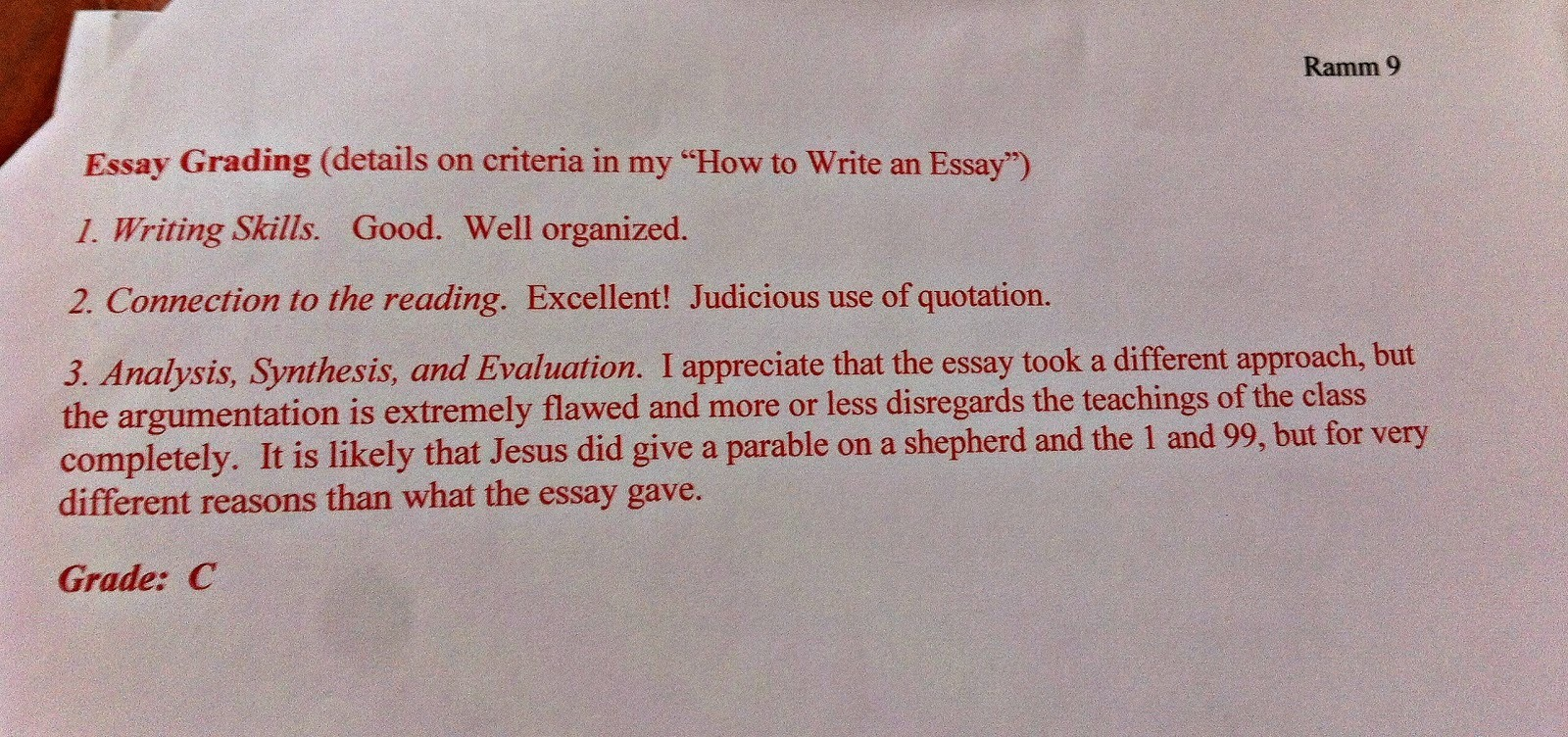 About john locke essay